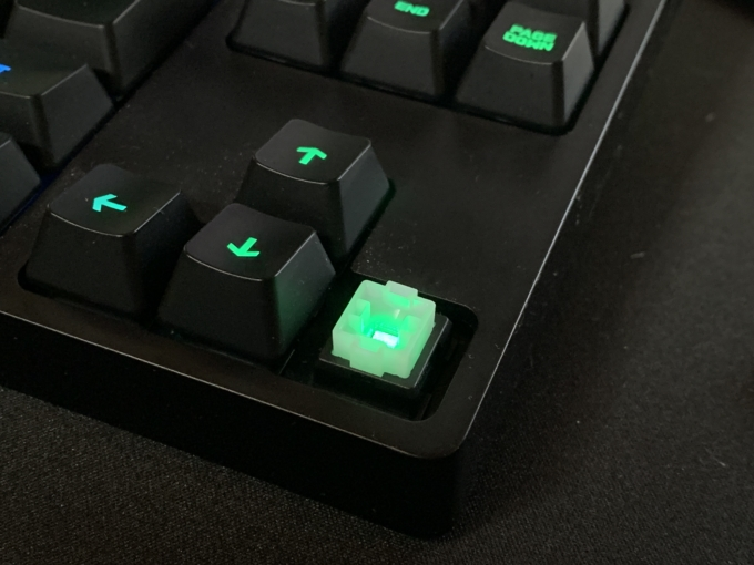 romer-g-key-switch-tactile